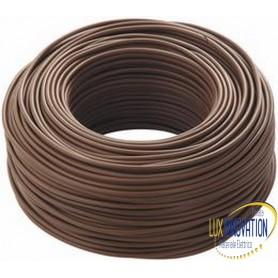 Cavo unipolare 1,5 marrone FS1,5