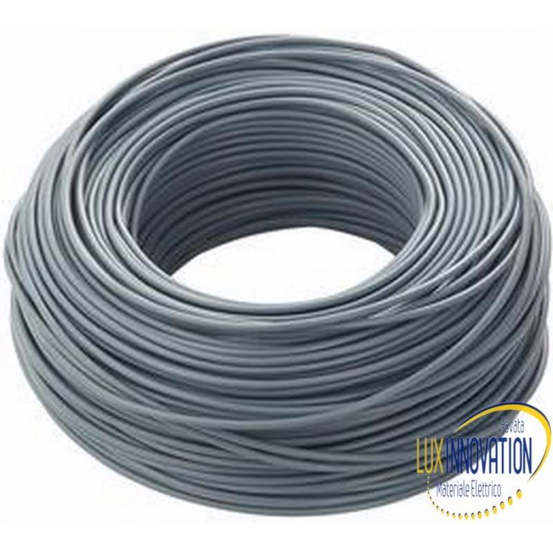Cavo unipolare 1,5 grigio FS1,5