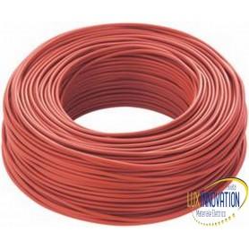 Cavo unipolare 1,5 rosso FS1,5