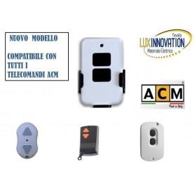 Telecomando bicanale ACM
