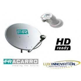 Antenna parabolica Fracarro hd kit parabola