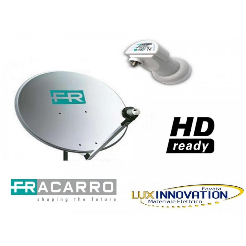 Antenna parabolica d 80 Kit parabola Fracarro hd