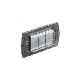 Supporto Air a 3 moduli Living LN4703C