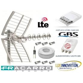 Kit Antenna Fracarro Sigma 6HD Banda UHF 213219