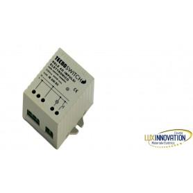 Relè ad implusi elettronico silenziato tecno Switch