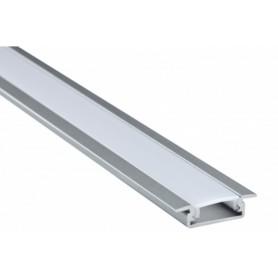 Profilo alluminio per striscie a led da incasso