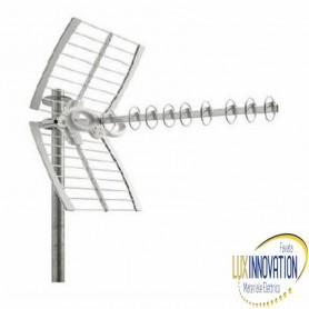 Antenna Fracarro Sigma 9HD Banda UHF 9 Elementi guadagno 18,5dB