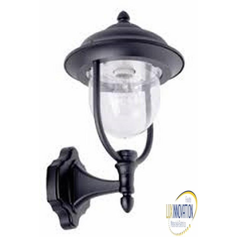 Lanterna Cupola+Braccio Lorena Poliplast