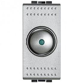 Dimmer Resistivo 400W + Deviatore Living Tech NT4402N