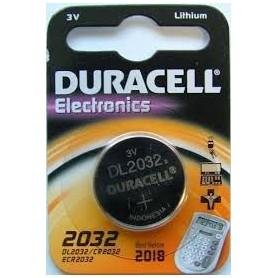 Batteria Duracell 3V