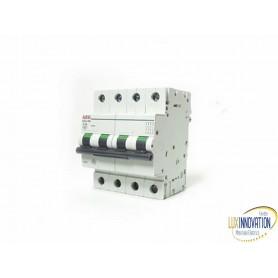Interruttore magnetotermico 20A 4 poli AEG