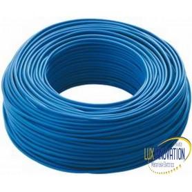 Cavo unipolare 2,5 blu FS2,5