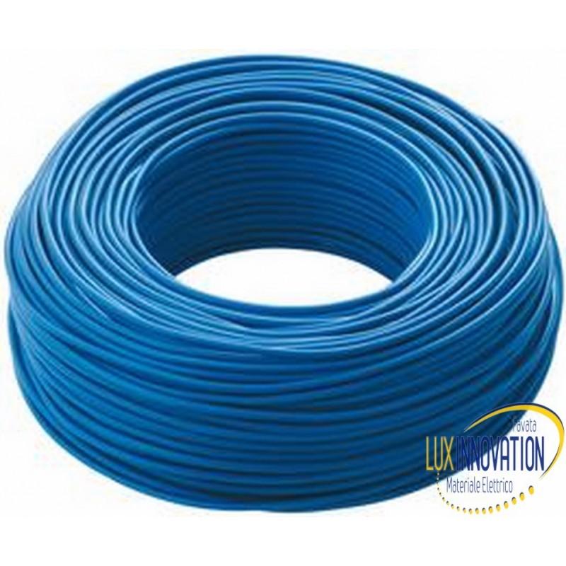 Cavo unipolare 6 blu FS6