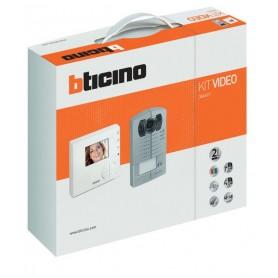 Kit videocitofono villa Bticino 2 fili 365511