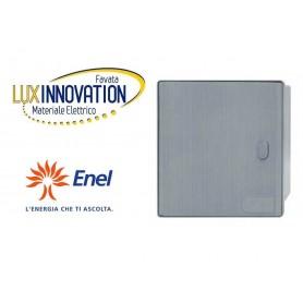 Portacontatore Enel, Contenitore Enel trifase Vetroresina 2 posti
