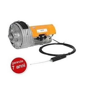 Motore serranda garage ACM con elettrofreno avvolgibile per asse da 48 e 60 unititan