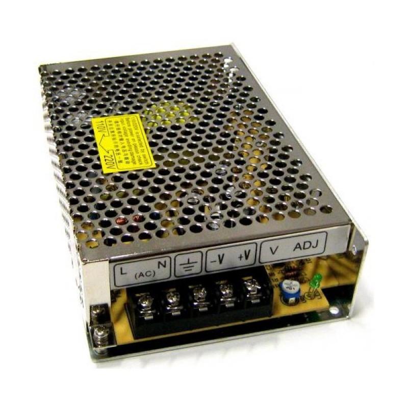 alimentatore 12 volt 10a 120w - luxinnovation - vendita materiale