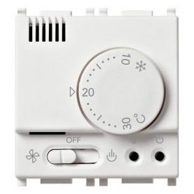 Termostato elettronico 230V bianco vimar 14440