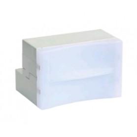 Lampada di emergenza da incasso a led per scatola 503 estraibile tecnoswitch LA108EM