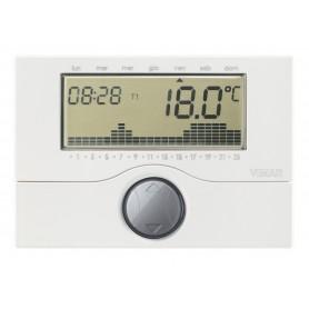 01913 - Cronotermostato GSM 120-230V bianco