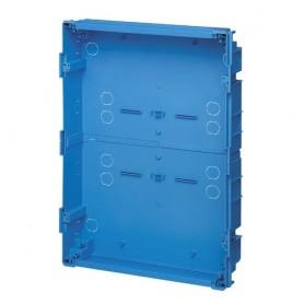 Scatola inc. centr. estetico 54M azzurro Vimar - V53354 -