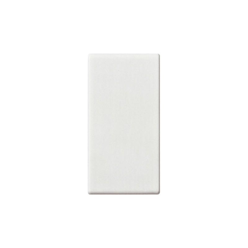 Tasto 1M illuminabile a disco bianco Vimar 14021.G