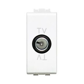 Presa TV Derivata Compatibile Living Light N4202D