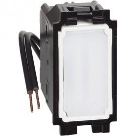 Invertitore illuminato 10AX living now k4004L