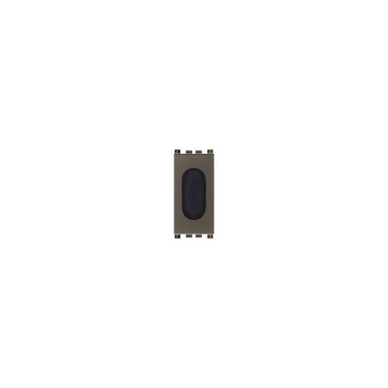 Spia diffusore neutro Vimar arkè metal 19386.M