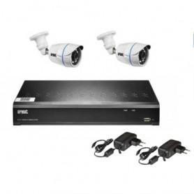 Videoregistratore tvcc dahua 4 canali XVR5104HS